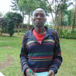 The Water Project: Imusutsu Community, Ikosangwa Spring -  Geoffrey Alulu