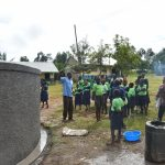 The Water Project: Khwihondwe SA Primary School -  Students Learn About The Tank