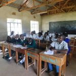 The Water Project: Sawawa Secondary School -  Following The Training Keenly