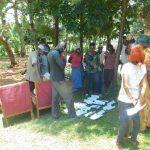 The Water Project: Namarambi Community, Iddi Spring -  Group Activity