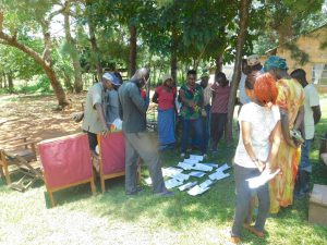 The Water Project:  Group Activity