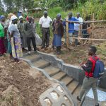 The Water Project: Kalenda B Community, Lumbasi Spring -  Trainer Ian Leads Site Management Training