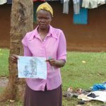 The Water Project: Imusutsu Community, Ikosangwa Spring -  Ruth Chogo Leads A Discussion