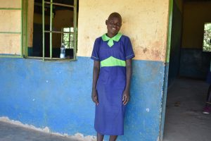 The Water Project:  Pupil Yvonne