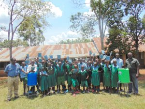 The Water Project:  Students Celebrate End Of Training