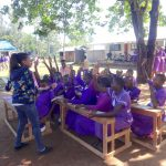 The Water Project: Chiliva Primary School -  Participation At Training