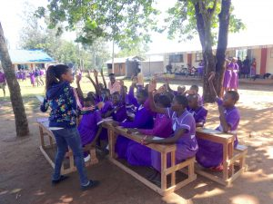 The Water Project:  Participation At Training
