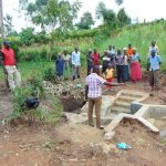 The Water Project: Musiachi Community, Mutuli Spring -  Site Management Training