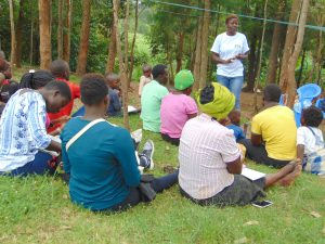 The Water Project:  Trainer Jemmimah In Action