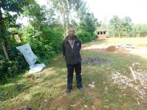 The Water Project:  Principal Bernad Rafimbi