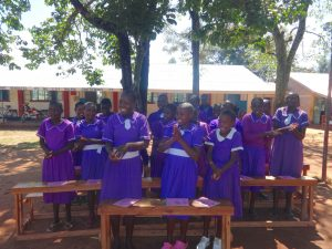 The Water Project:  Smiles While Learning Handwashing