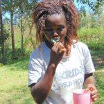 The Water Project: Mubinga Community, Mulutondo Spring -  Toothbrushing Volunteer