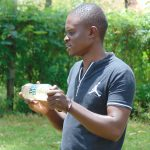 The Water Project: Imusutsu Community, Ikosangwa Spring -  Samuel Explains Solar Disinfection