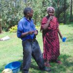 The Water Project: Mubinga Community, Mulutondo Spring -  Toothbrushing Volunteers