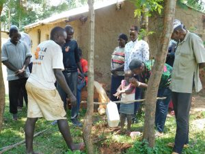 The Water Project:  All Ages Learn Handwashing