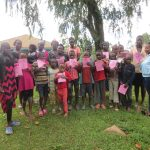 The Water Project: Rosterman Community, Lishenga Spring -  Training Complete