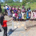 The Water Project: Bukhaywa Community, Shidero Spring -  Site Management Training