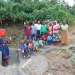 The Water Project: Mukangu Community, Metah Spring -  Training Complete