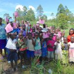 The Water Project: Bukhaywa Community, Shidero Spring -  Training Complete
