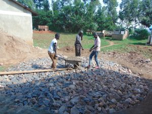 The Water Project:  Foundation Work