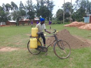 The Water Project:  Bringing Water For Construction