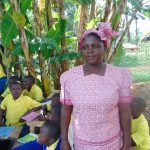 The Water Project: Saride Primary School -  Carolyne Martini Student Health Club Patron