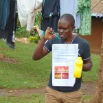 The Water Project: Imusutsu Community, Ikosangwa Spring -  Dental Hygiene Session