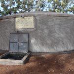 The Water Project: Friends School Ikoli Secondary -  Completed Rain Tank