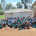 The Water Project: Bumbo Primary School -  Hooray Clean Water
