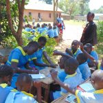 The Water Project: Hobunaka Primary School -  Group Work Sessions