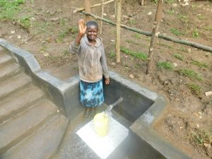 The Water Project:  Happy Day At The Spring