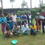 The Water Project: Imusutsu Community, Ikosangwa Spring -  Training Complete