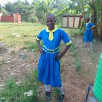 The Water Project: Saride Primary School -  Student Purity