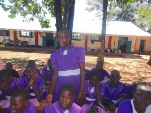 The Water Project:  Pupil Shares An Answer