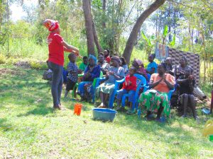 The Water Project:  Ten Steps Of Handwashing
