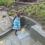 The Water Project: Bukhaywa Community, Shidero Spring -  Shy Smiles