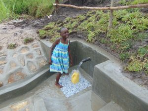The Water Project:  Shy Smiles