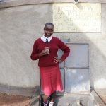 The Water Project: Friends School Ikoli Secondary -  Slyvia Khavaya Who Gave A Quote