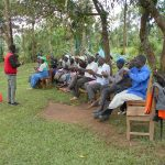 The Water Project: Kalenda B Community, Lumbasi Spring -  Ten Steps Of Handwashing