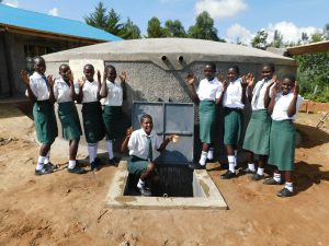 The Water Project:  Students Excited About The Tank