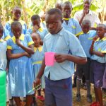 The Water Project: Hobunaka Primary School -  Dental Hygiene Session