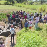 The Water Project: Kalenda A Community, Webo Simali Spring -  Site Management Training