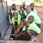 The Water Project: Khwihondwe SA Primary School -  Celebrating Clean Water