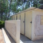 The Water Project: Saride Primary School -  Completed Vip Latrines