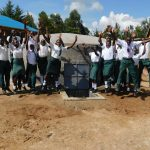 The Water Project: Sawawa Secondary School -  Jumping For Joy Over Clean Water