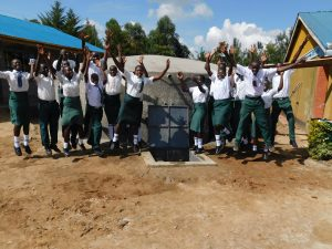 The Water Project:  Jumping For Joy Over Clean Water