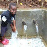 The Water Project: - Namarambi Community, Iddi Spring