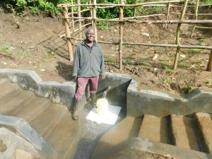 The Water Project:  Village Elder Nashon Asasala