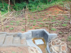 The Water Project:  Completed Spring
