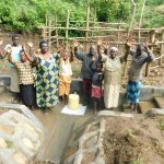 Rosterman Community, Lishenga Spring Project Complete!